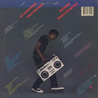 Freddie James / Get Up And Boogie back
