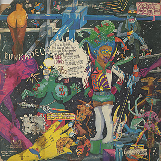 Funkadelic / Tales Of Kidd Funkadelic back
