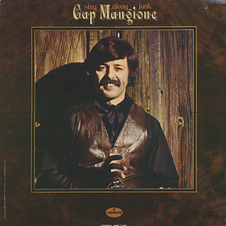 Gap Mangione / Sing Along Junk front
