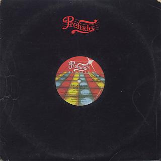 Gayle Adams / Love Fever label