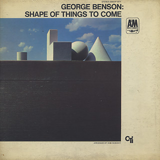 George Benson / Shape Of Things To Come front