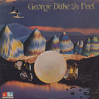 George Duke / Feel front