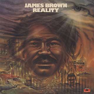 James Brown / Reality front