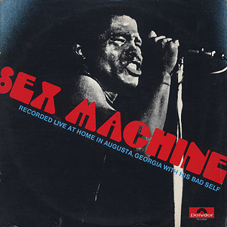 James Brown / Sex Machine