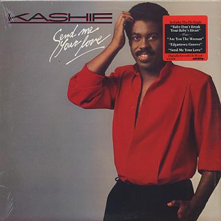 Kashif / Send Me Your Love