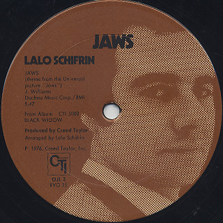 Lalo Schifrin / Jaws