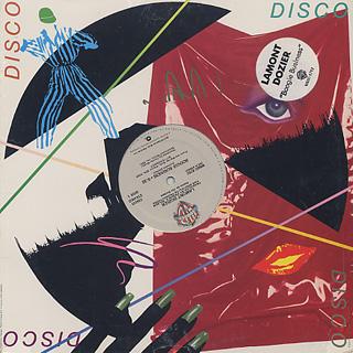 Lamont Dozier / Boogie Business (12