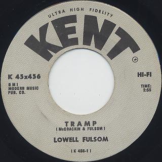 Lowell Fulsom / Tramp (7