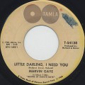 Marvin Gaye / Little Darling, I Need You c/w Hey Diddle Diddle