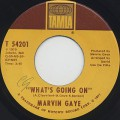 Marvin Gaye / What's Going On c/w God Is Love-1