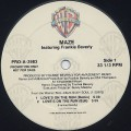 Maze Featuring Frankie Beverly / Love's On The Run