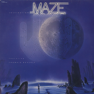 maze featuring frankie beverly inspiration lp capitol 中古