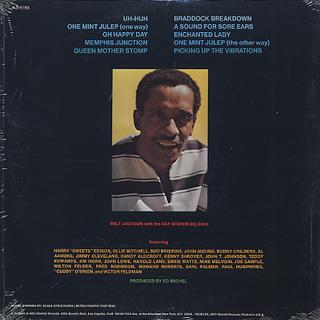 Milt Jackson / Memphis Jackson (Seald) back