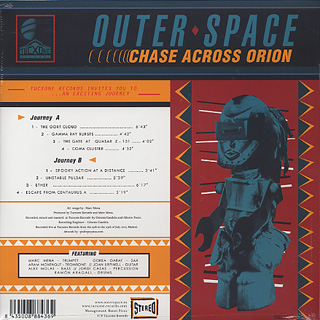 Outer Space / Chase Across Orion back