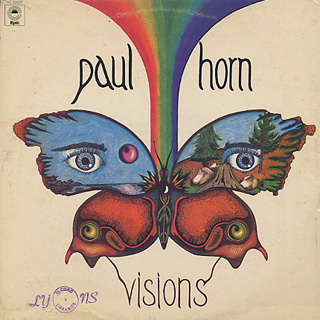 Paul Horn / Visions
