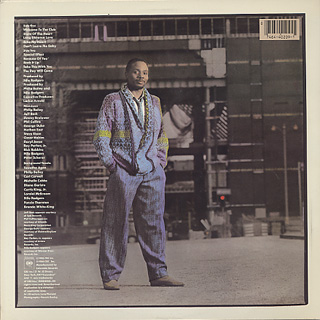 Philip Bailey / Inside Out back
