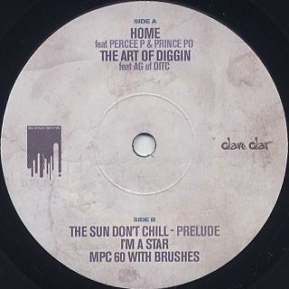 Ray West & Dave Dar / The Sun Don't Chill (7
