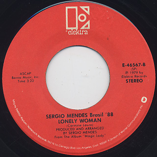 Sergio Mendes Brasil '88 / I'll Tell You (7