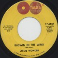 Stevie Wonder / Blowin' In The Wind c/w Ain't That Asking For Trouble-1