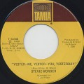 Stevie Wonder / Yester-Me, Yester-You, Yesterday