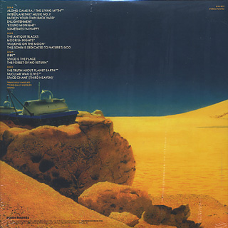 Sun Ra / The Space Age Is Here To Stay back