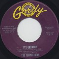 Temptations / It's Growing c/w What Love Has Joined Together