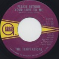 Temptations / Please Return Your Love To Me c/w How Can I Forget