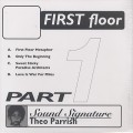 Theo Parrish / First Floor 1 (2LP)