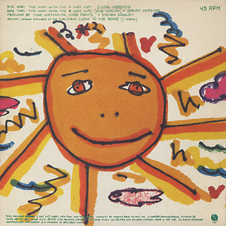 Tom Tom Club / The Man With The 4-Way Hips back