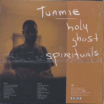 Tuamie / Holy Ghost Spirituals back