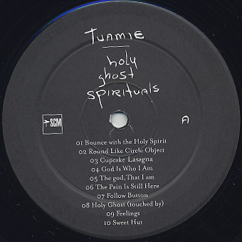 Tuamie / Holy Ghost Spirituals label