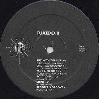 Tuxedo / Tuxedo II label