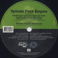 Uptown Funk Empire / Nothing's Gonna Stop Us Now