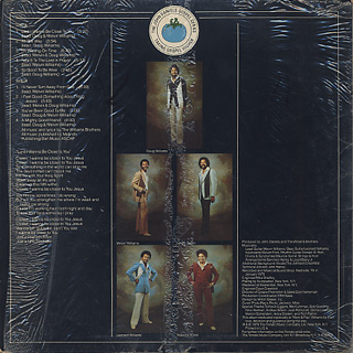 Williams Brothers / First Class Gospel back