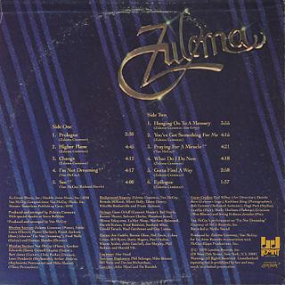 Zulema / Z-Licious back