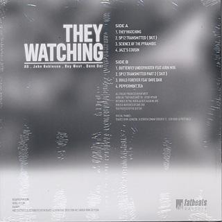 AG & John Robinson / They Watching back