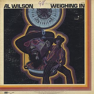 Al Wilson / Weighing In