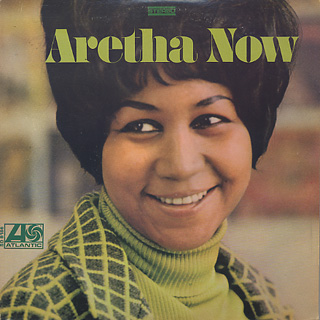 Aretha Franklin / Aretha Now front