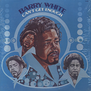 Barry White / Can't Get Enough front