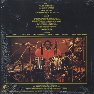 Billy Cobham / Powerplay back