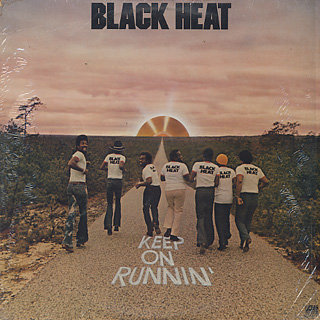 Black Heat / Keep On Runnin'