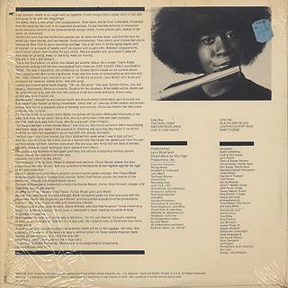 Bobbi Humphrey / Blacks And Blues back