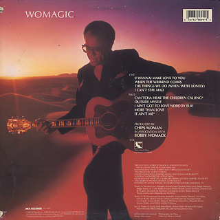 Bobby Womack / Womagic back