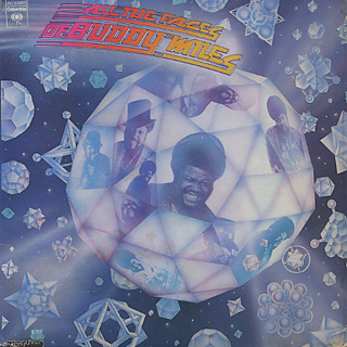 Buddy Miles / All The Faces Of Buddy Miles front