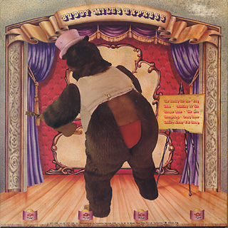 Buddy Miles Express / Booger Bear back
