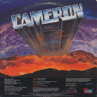 Cameron / Cameron back
