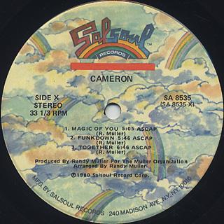 Cameron / Cameron label
