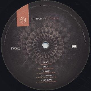 Chinch 33 / Yuma label