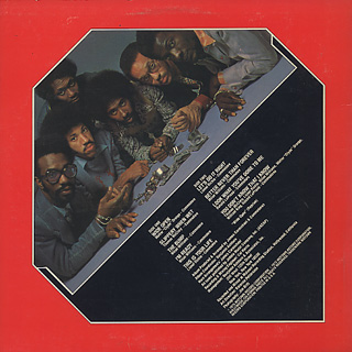 Commodores / Caught In The Act back