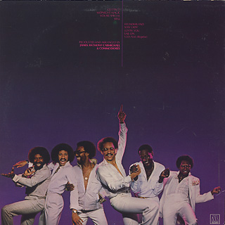 Commodores / Midnight Magic back